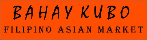 Bahay Kubo Filipino Asian Market-Logo